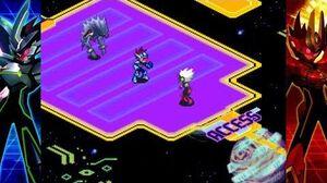 Mega Man Star Force 3 Post-Game - Part 8 Rogue Z