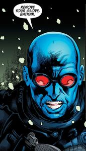 Mister Freeze Prime Earth 0005