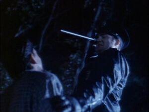 Night stick kill