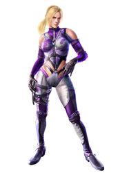 Nina Williams - CG Art Image - Tekken 6 Bloodline Rebellion