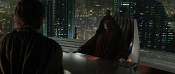 Sidious counsels