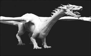 Smaug The Dragon (Orignal Design)