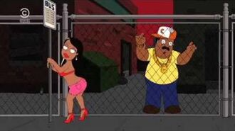 The Cleveland Show Cleveland - Straight outta Stoolbend