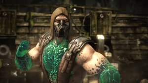 Tremor Green MKX intro