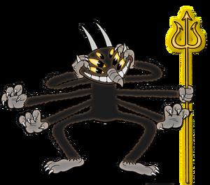 Devil Spider Start