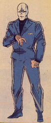 Dmitri Smerdyakov (Earth-616) from Official Handbook of the Marvel Universe Vol 3 1 0001
