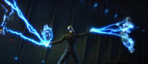 Dooku lightning grasp