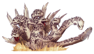 Dragon God Orochimaru