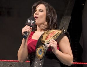 Evil Molly as Women's Champion 2