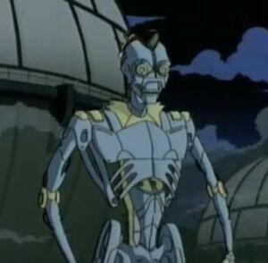 First Exoskeleton