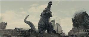 Frozen Godzilla 2016
