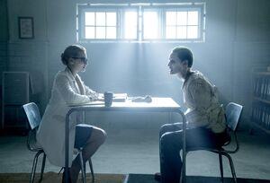 Harleen Quinzel and the Joker