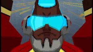 MegaMan Star Force 3 Red Joker - Dread Joker