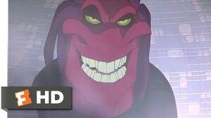 Osmosis Jones (2001) - The Baddest Illness You've Ever Seen (4 9) Scene Movieclips