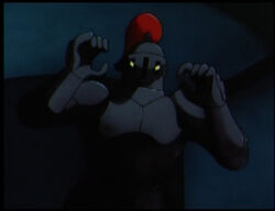 Scooby-doo black knight
