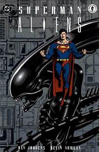 Superman-aliens