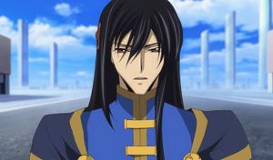 Commander Li Xingke (Code Geass Anime)