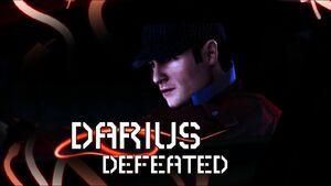 Darius is Defeated