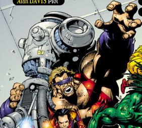 Isaac Javitz (Earth-616) from Uncanny X-Men Vol 1 366