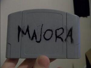 Majora cartridge ben
