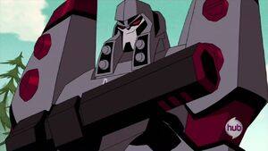 Megatron Animated