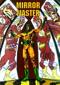 Mirror Master Evan McCulloch NEw Earth