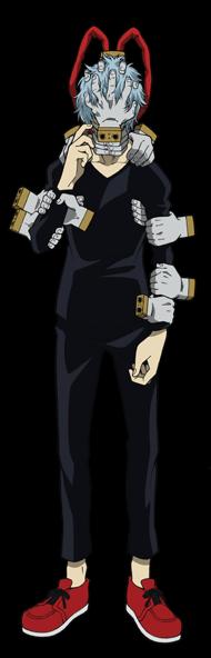 Shigaraki Anime