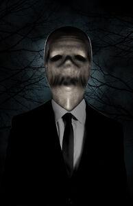 The slenderman by liquid venom-d5xmxza