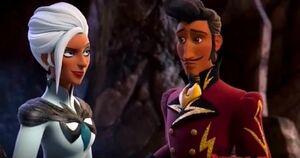 Ash and Esteban