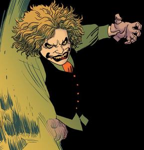 Flashpoint Joker Attack