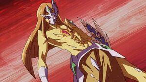 Mizar the Dragon Master Barian