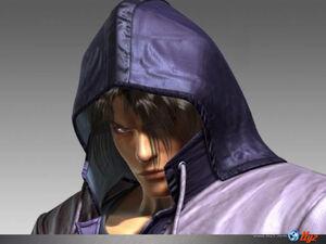 Tekken 4 Jin Kazama