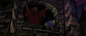 The Horned King & Creeper