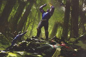 Battle of Wakanda concept art 5