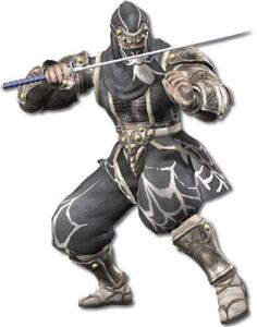 Enemy Ninja BlackSpider 046