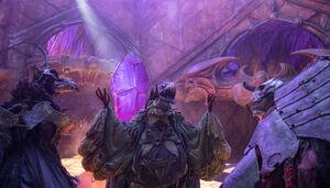 Gathering of the Skeksis