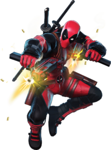 MUA3 Deadpool