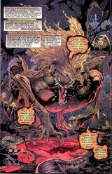 Malebolgia in the Spawn comics