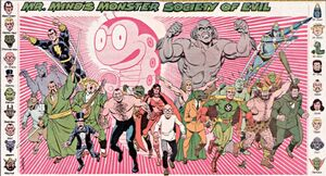 Monster Society Of Evil