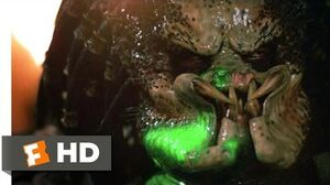 Predator (1987) - What the Hell Are You? Scene (5 5) Movieclips