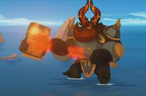 Rushu hammer