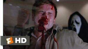 Scream 2 (8 12) Movie CLIP - Stabbed in the Back (1997) HD