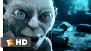Sneaky Little Hobbitses - The Lord of the Rings The Two Towers (5 9) Movie CLIP (2002) HD