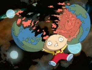Stewie Destroy World