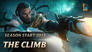 The Climb Season 2018 Cinematic - League of Legends