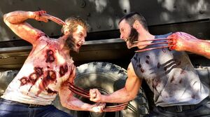 Wolverine vs. X-24
