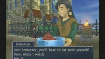 Dragon Quest VIII Cutscene - Dominico humiliates David