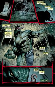 Killer Croc vow vengeance