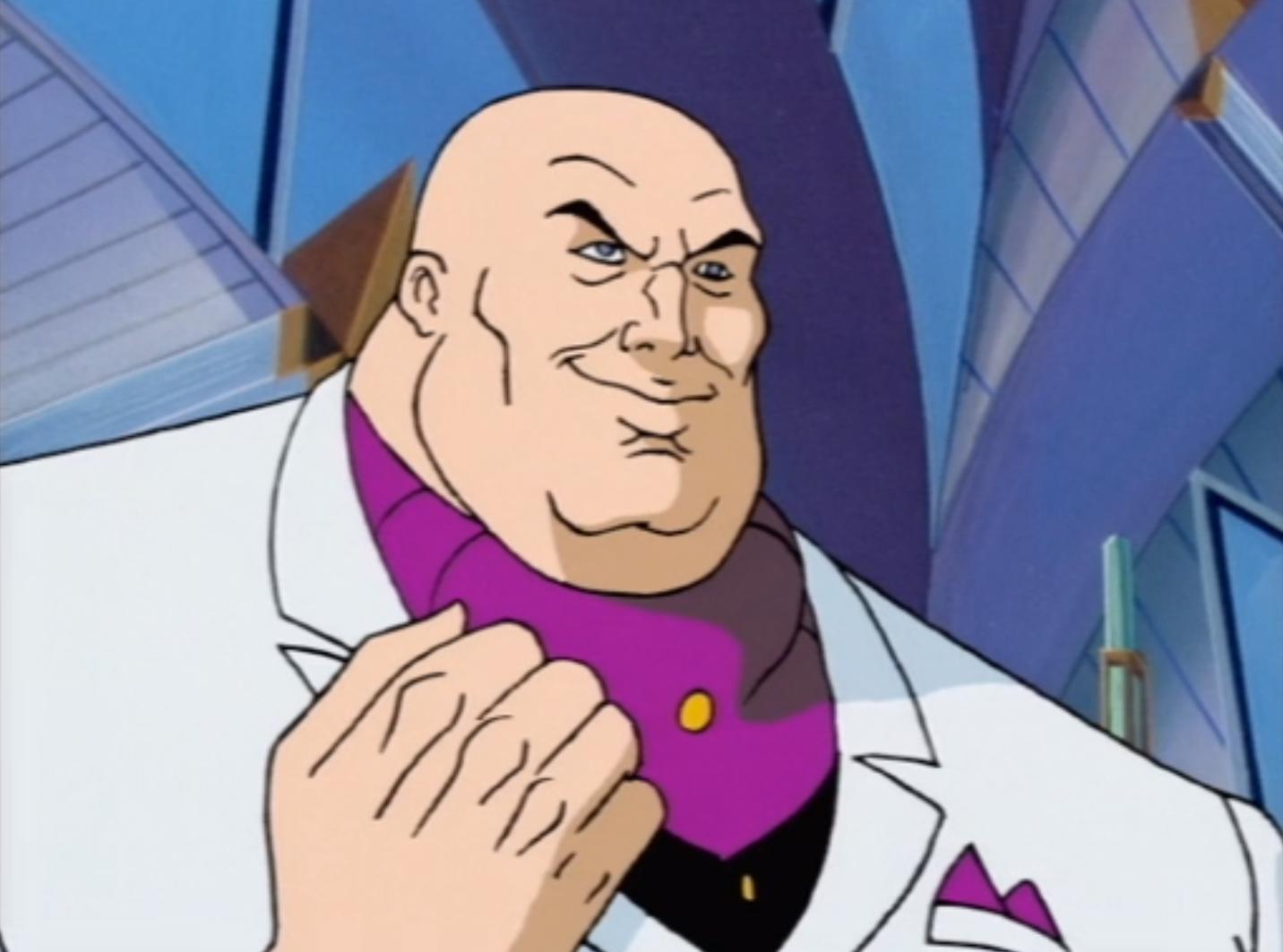 Kingpin (Spider-Man: The Animated Series) | Villains Wiki | Fandom