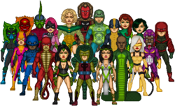 Miss Shell Serpent Society Groupshot zpsc11b30af